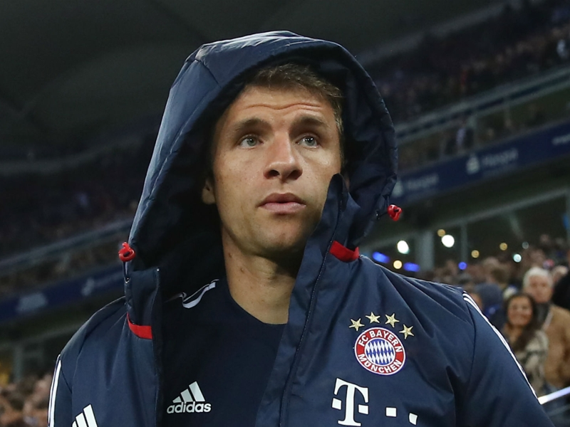 Heynckes awaiting news on Thomas Muller injury