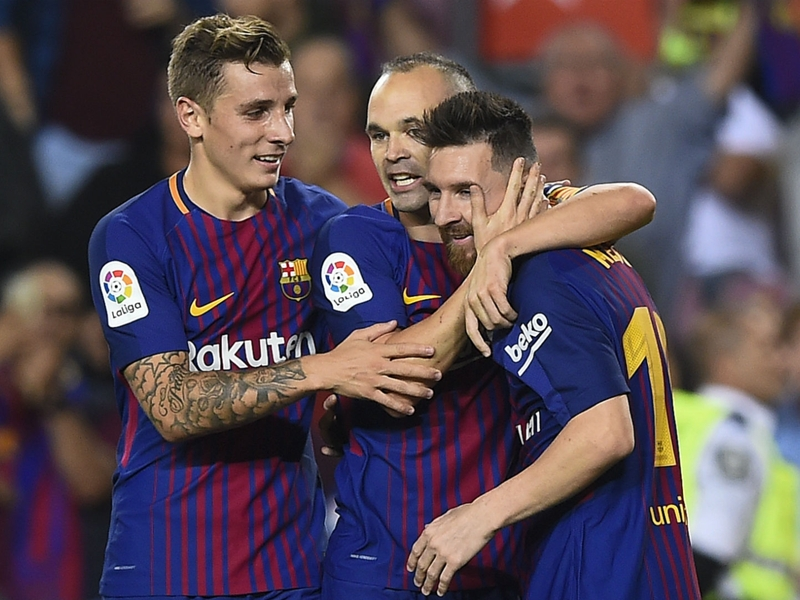 Digne: Messi the best in the world but I had to get out of Barcelona