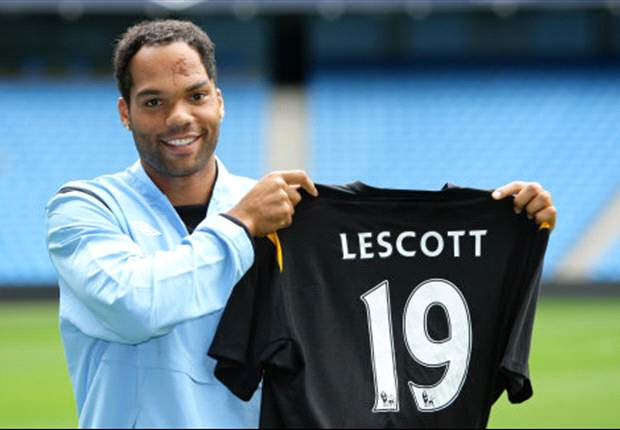 Mark Hughes Happy To Hand Joleon Lescott His Manchester City Debut In League Cup