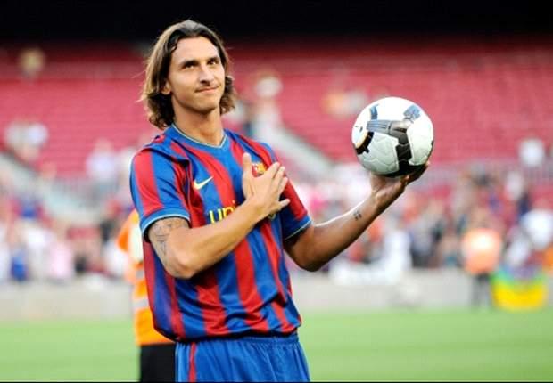 I'm Not Like Samuel Eto'o - Barcelona Striker Zlatan Ibrahimovic