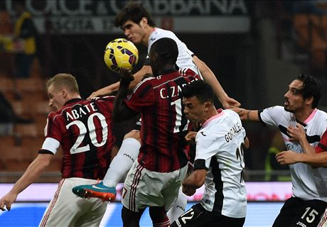 Zapata errors lead to Milan mauling