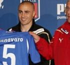 Guangzhou anuncia Cannavaro