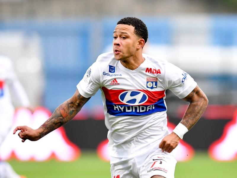 """Lyon - Pour Bruno Génésio, Memphis Depay peut devenir """"un très grand joueur"""""""