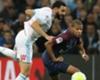 Kylian Mbappe Adil Rami Marseille PSG Ligue 1 22102017