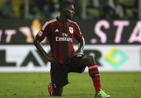 Milan 0-2 Palermo: Zapata struggles