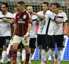 Résumé de match, Milan-Palerme (0-2)