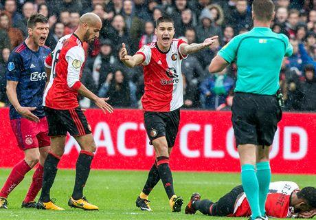 Gio's duo laat Feyenoord zakken in Klassieker
