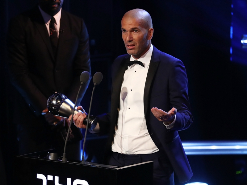 Real Madrid's players will get sacked before Zidane - Domenech