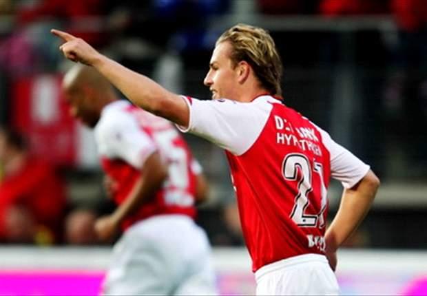 Australians abroad: Brett Holman provides another assist for AZ Alkmaar, while Tim Cahill can't end Everton goal drought