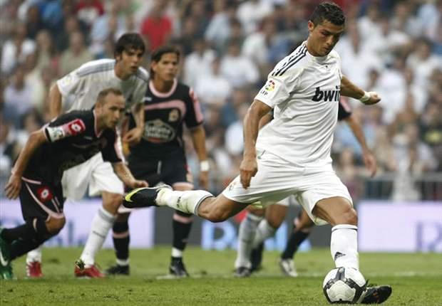 Cristiano Ronaldo And Kaka Delighted With Real Madrid's Win Over Deportivo La Coruna