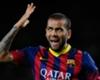 Alves y Rafinha no jugarán ante el PSG