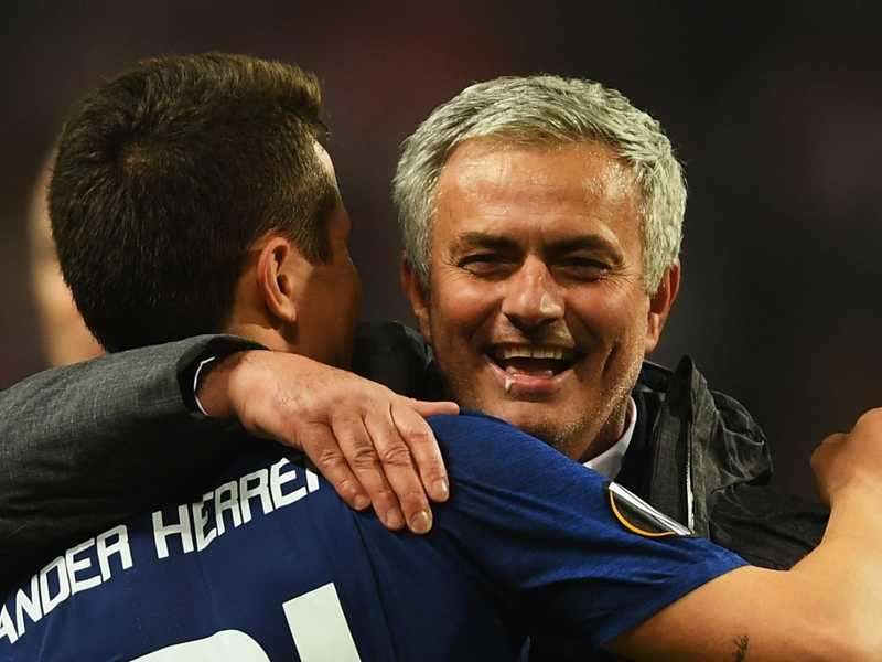 'It's impossible to win titles being defensive' - Herrera hits back at Mourinho's Man Utd critics