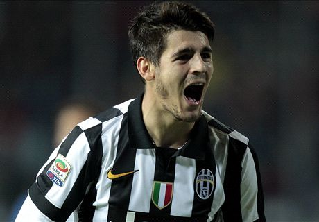 Juventus can win the treble - Morata