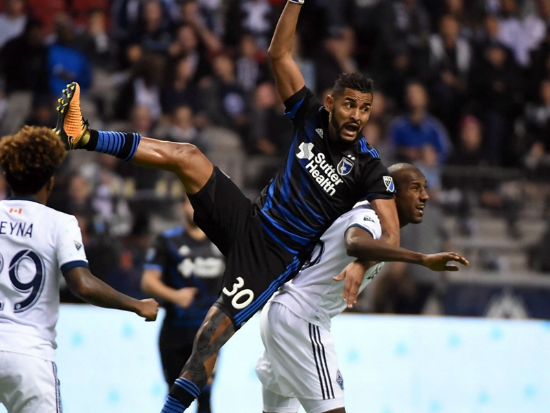 MLS Disciplinary Committee fines Vancouver Whitecaps' Ghazal for violent conduct