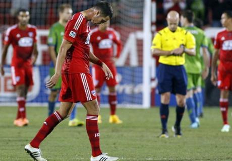 Arnold: Frustration for FC Dallas
