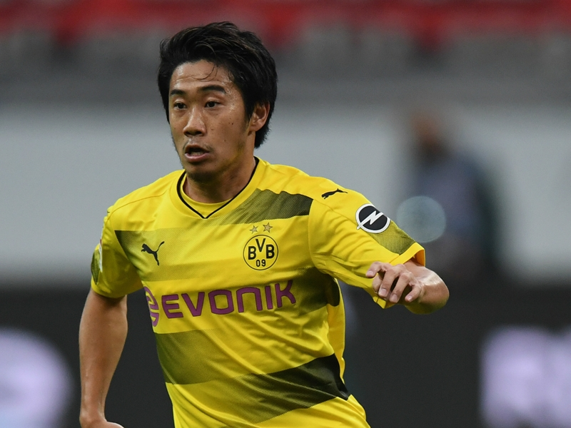 Kagawa the latest to join Mata's Common Goal