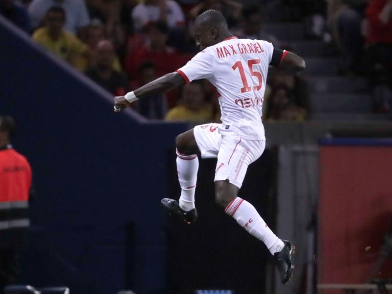 Max Gradel scores as Toulouse progress in Coupe de la Ligue
