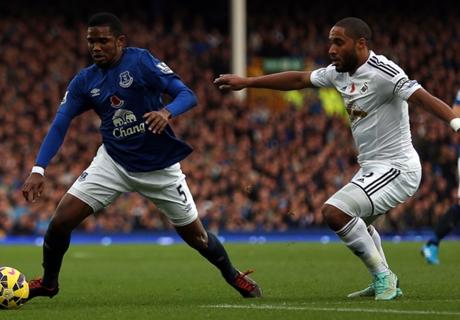 Everton, Eto'o bientôt prolongé ?