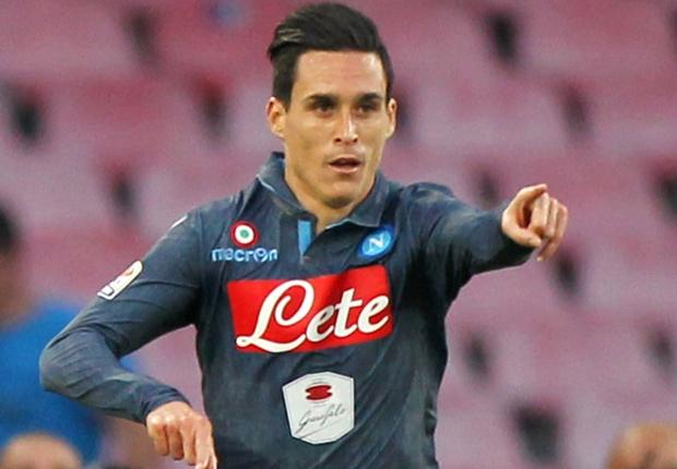 Callejon, capocannniere della Serie A