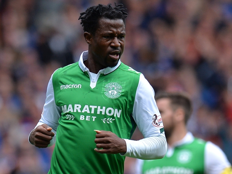 Hibernian's Efe Ambrose advises John McGinn ahead of potential move to Celtic