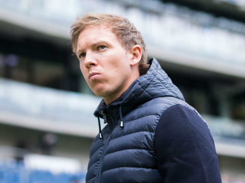 Nagelsmann warned off Bayern and Dortmund posts by Hitzfeld