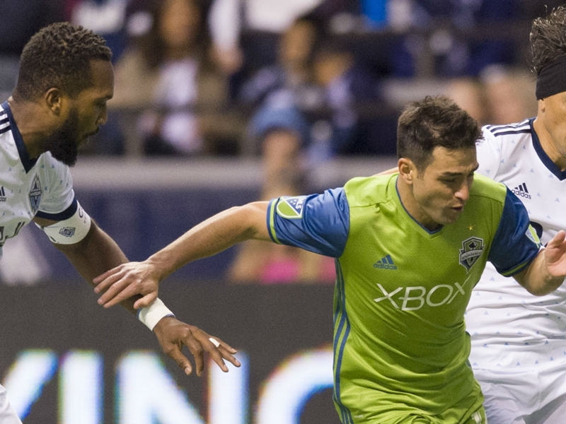 Sounders and Whitecaps play out dull Cascadia playoff draw