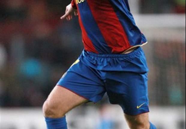 Gudjohnsen, ex del Barça, firma por el Brujas