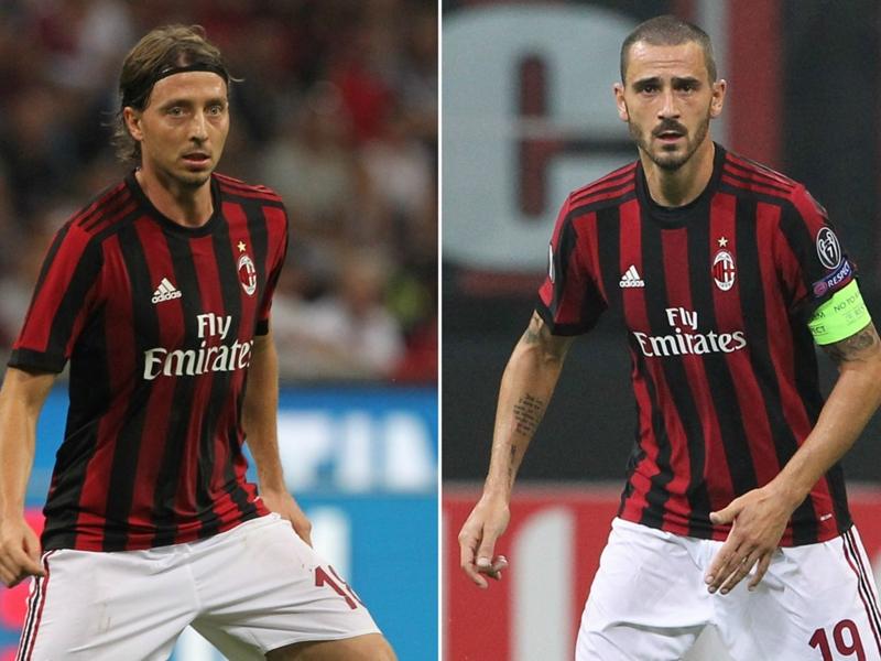 Il Milan si affida ai capitani: contro l'AEK tornano Bonucci e Montolivo