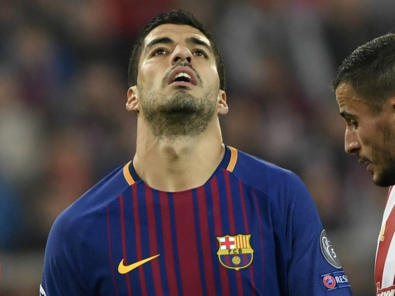 Goal-shy Suarez in the worst form of his Barcelona career