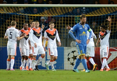 Preview: Shakhtar-BATE