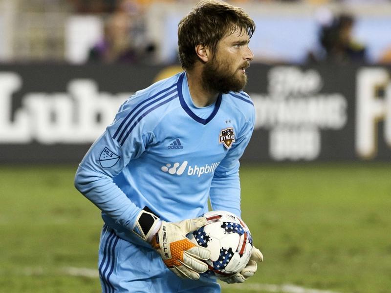 Houston Dynamo goalkeeper Deric suspended following arrest
