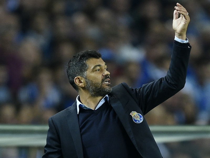 Conceicao slams Porto for 'annoying' lack of concentration