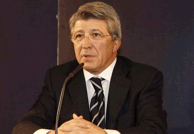 "Enrique Cerezo: ""No va a haber movimientos en el mercado invernal"""
