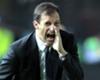 Allegri: Lazio could hurt Juventus