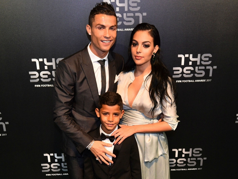 Cristiano Ronaldo: How many children does he have & what are their names?