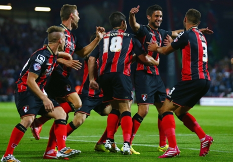Betting: Bournemouth - Liverpool