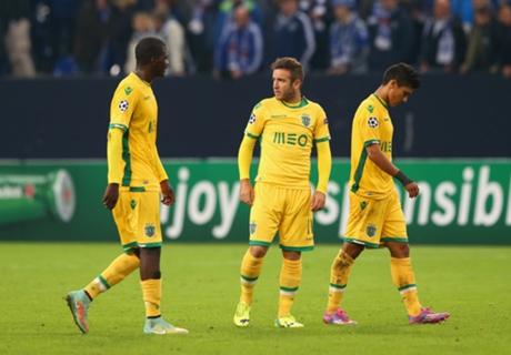Preview: Sporting Lisbon - Schalke