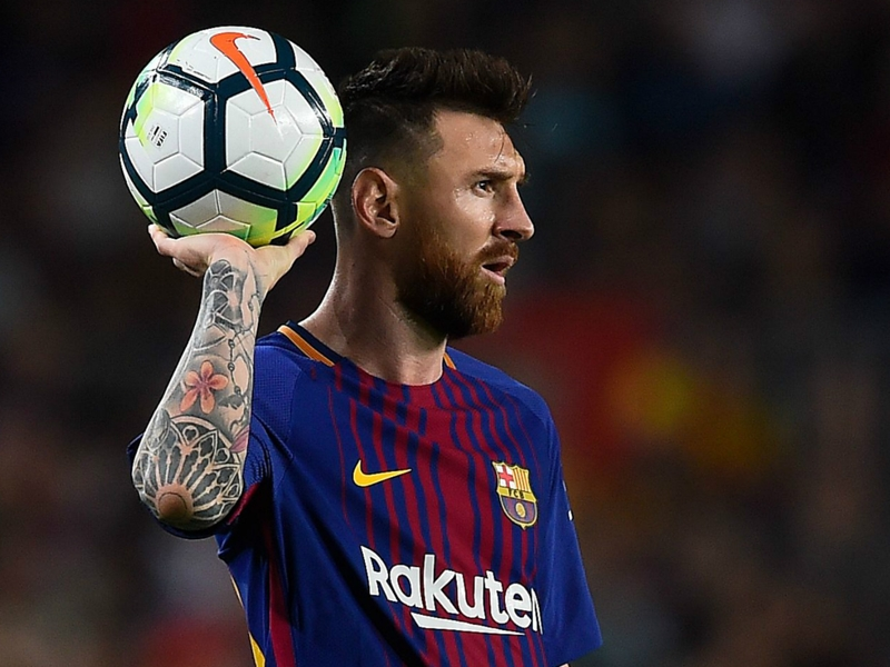 Messi contract saga not swaying Barcelona boss Valverde