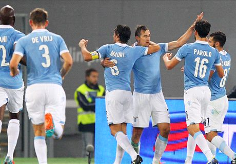 Serie A: Lazio 4-2 Cagliari