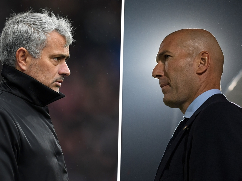 Zidane's crisis-hit side risks going the way of Mourinho's Real Madrid