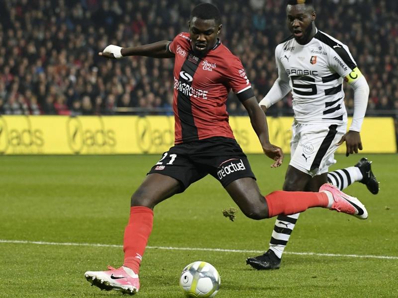 Ligue 1 - Thuram (Guingamp) et Butelle (Angers) suspendus deux matches, dont un avec sursis