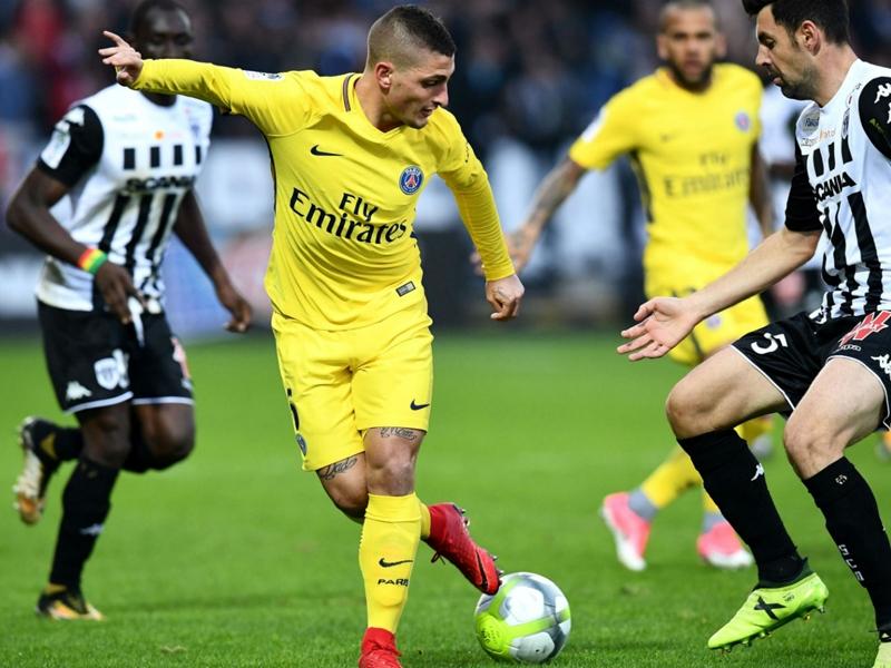 PSG-Angers avancé au 14 mars