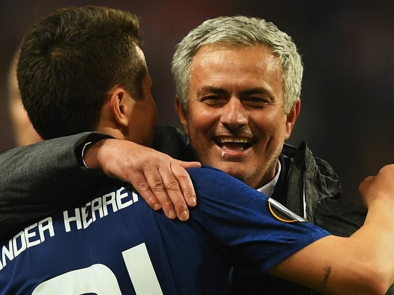 'I had to push him away - he always wants to speak!' - Mourinho plays down Herrera rift