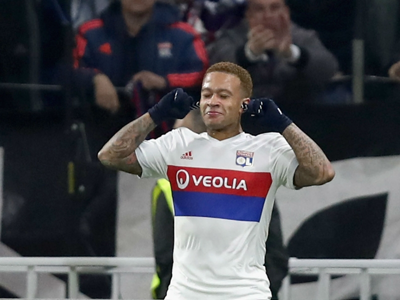 'I will always be a risk-taker!' - Depay unfazed by criticism ahead of Saint-Etienne return