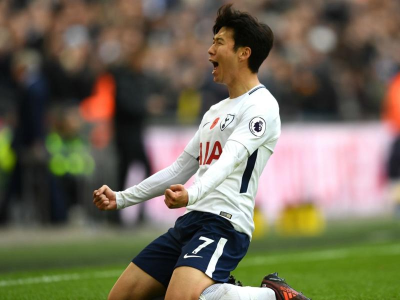 Son Heung-Min moves ahead of ex-Man Utd star Park Ji-Sung in Asian goalscoring rankings