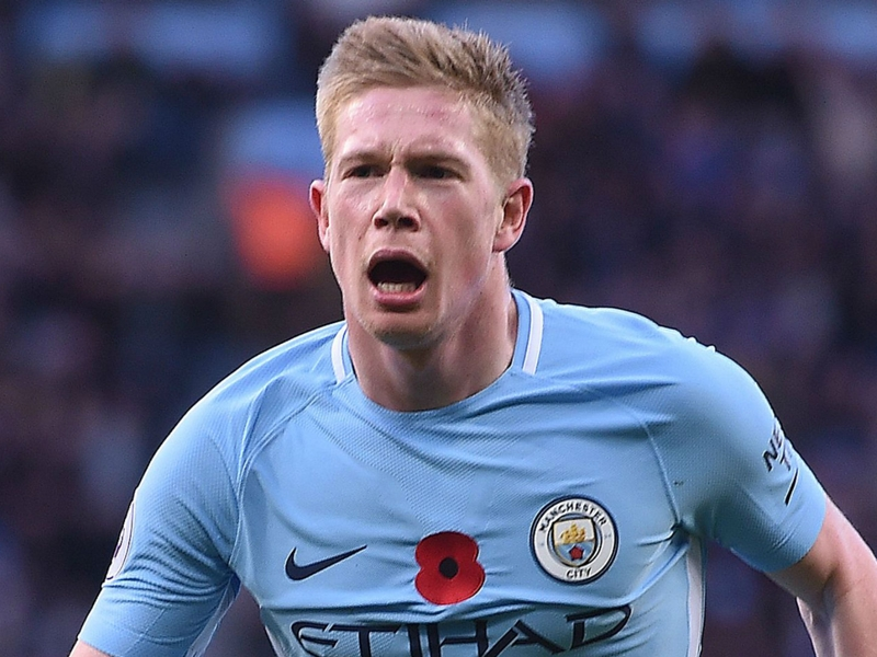 'He's looking unplayable' – De Bruyne hailed by Carragher
