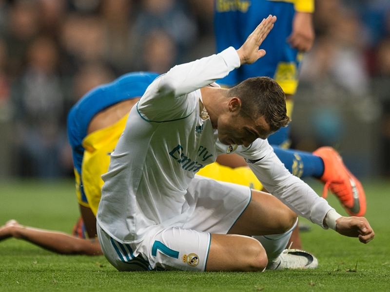 What's wrong with Ronaldo? Madrid avert crisis talk but Cristiano's goal drought goes on