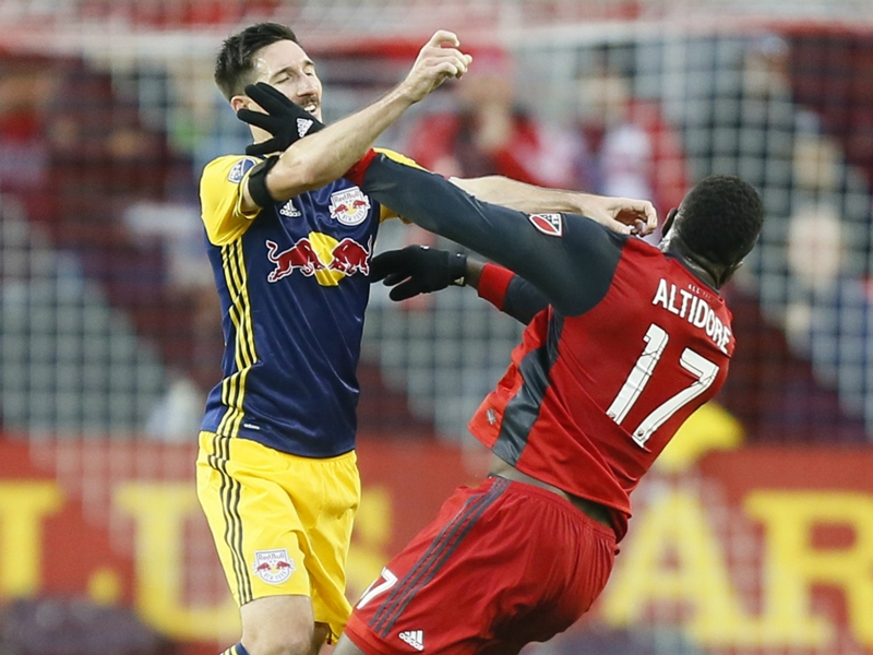 Altidore to miss first leg of Eastern Conference final after suspension upheld