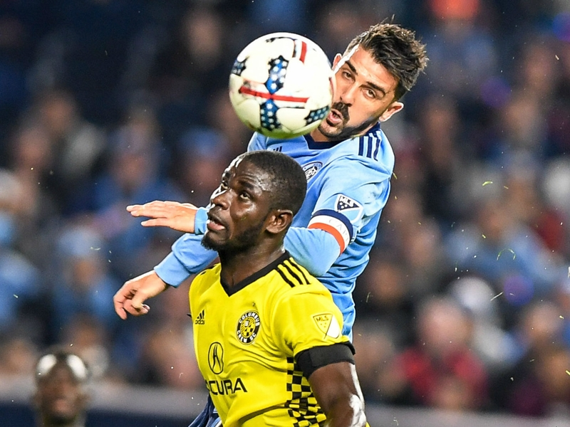 Mensah reflects on MLS Eastern Conference win over New York City FC