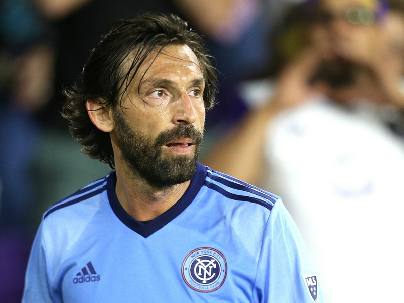 Andrea Pirlo and Kaka lead Goal's MLS Overpaid XI